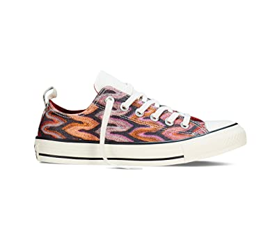 590cf37b65fb8d Converse Men s Missoni CTAS Ox Auburn Egret Basketball Shoes 151256C  (Medium   12 B