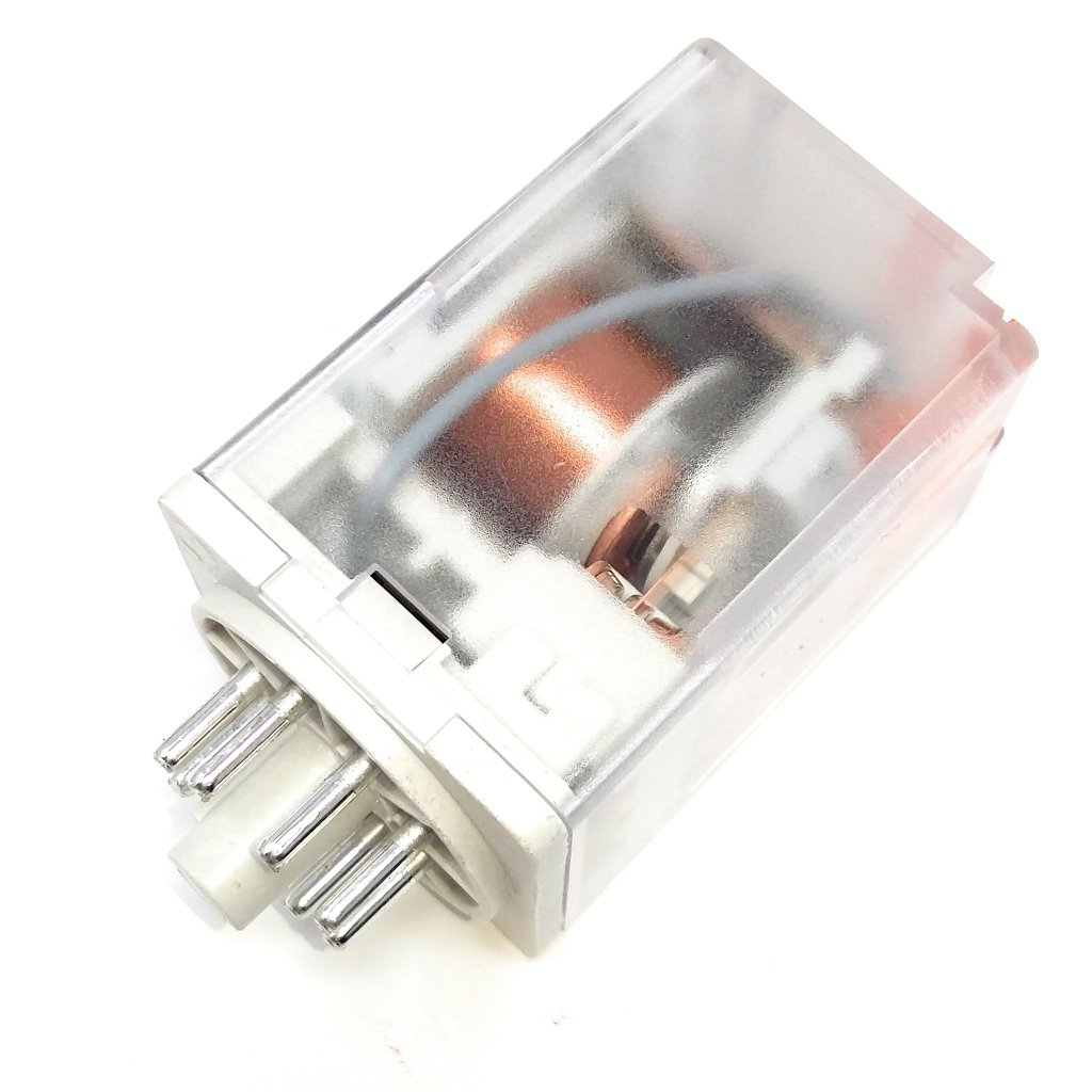RUC-1013-4A-5230 Relay electromagnetic 3PDT Ucoil230VAC 16A//250VAC  RELPOL