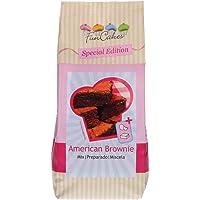 Funcakes - Mezclas preparadas (Brownie Americano 500g)