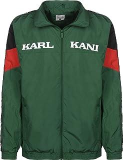 f9a665cc16678 Karl Kani College Stripes Camiseta Navy Orange Yellow  Amazon.es ...
