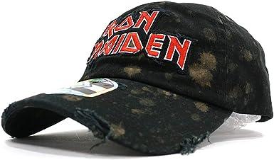 FEA Iron Maiden - Gorra de Spray: Amazon.es: Ropa y accesorios