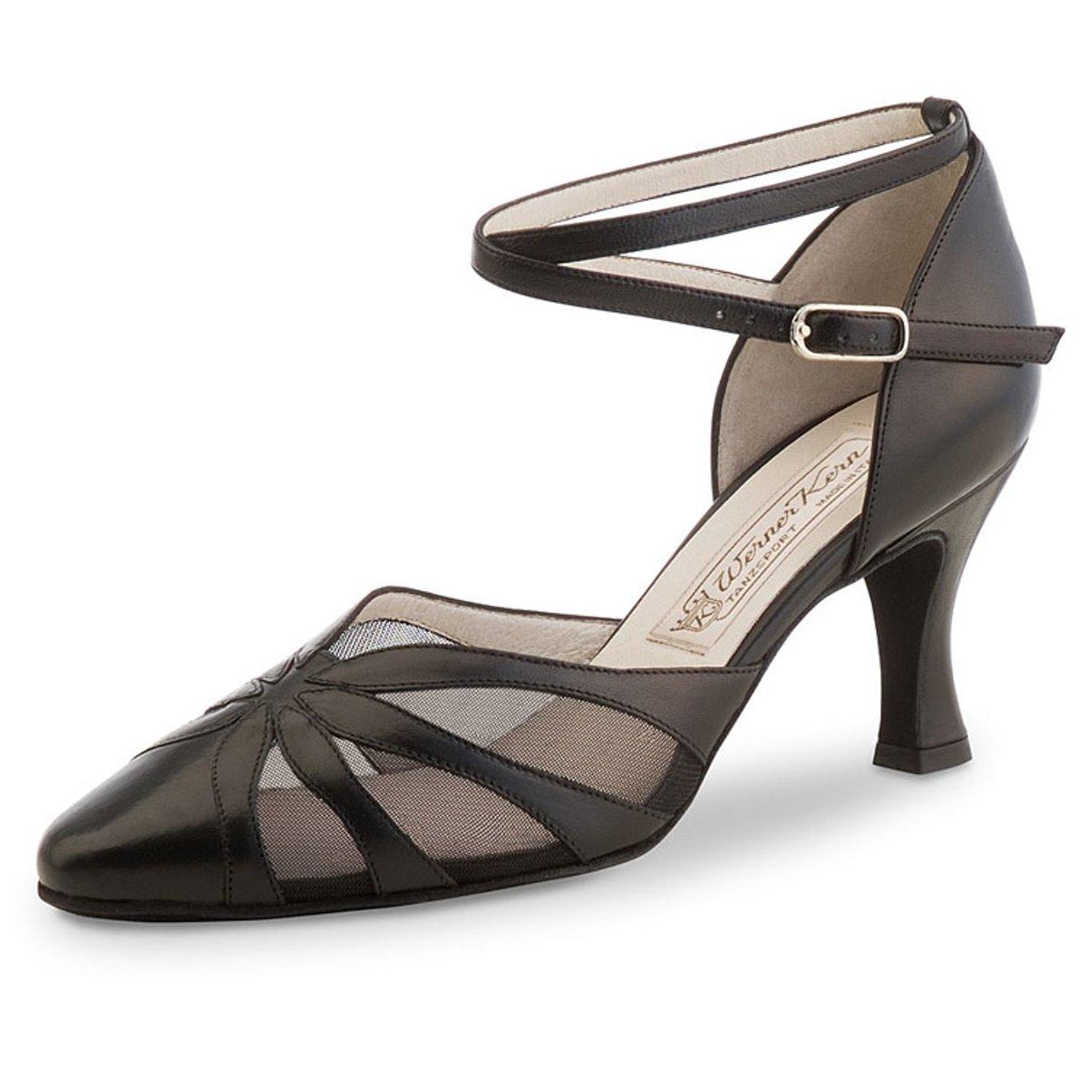 Werner Kern Linda 6.5_nb, Chaussons de danse pour femme noir noir Werner Kern Linda 6.5_nb Daniela 3 4