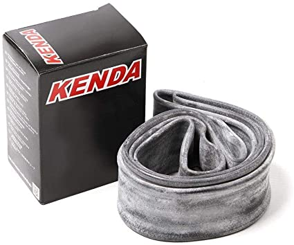 "TWIN PACK KENDA 700 X 35//43C--27/"" X 1-3//8/"" SCHRADER VALVE BICYCLE TUBES TWO SET"