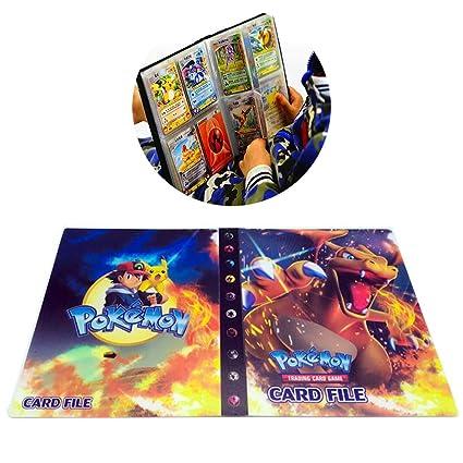 Pokemon Colección Manual Comercio Álbum de Tarjetas GX EX ...