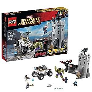 LEGO Súper Héroes - Ataque a La Fortaleza de Hydra - 76041