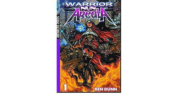 Warrior Nun Areala Color Manga #1: No. 1: Amazon.es: Ben ...