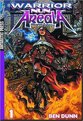 Warrior Nun Areala Color Manga #1: No. 1: Amazon.es: Ben ...