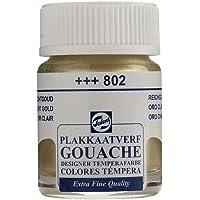 Guache Talens Extra Fine Cor Metalizada 802 Ouro Claro