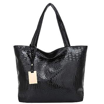 Amazon.com: Dacawin-Bag - Bolsas de hombro para mujer ...