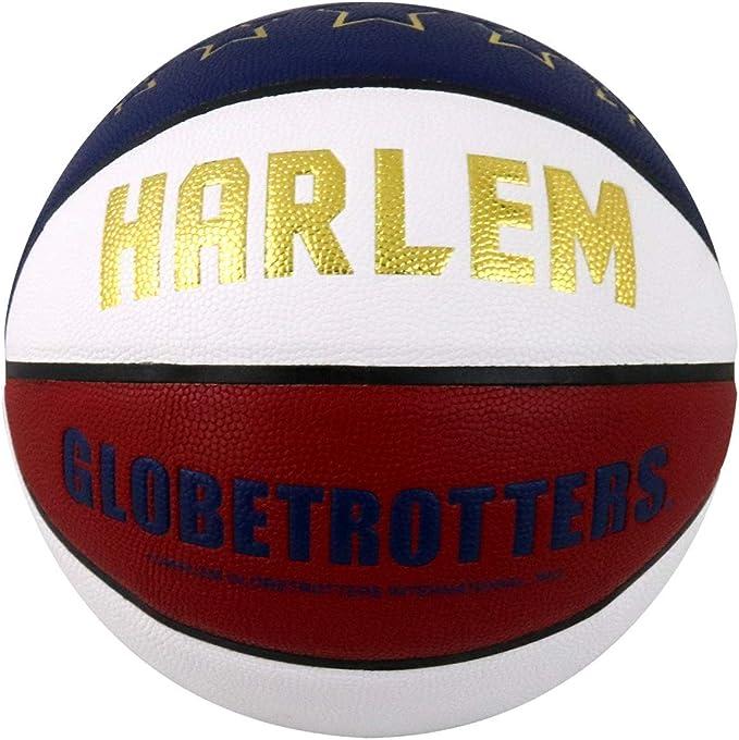 Harlem Globetrotters réplica juego baloncesto: Amazon.es: Deportes ...