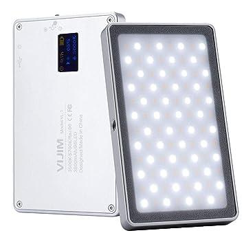 Lámpara LED para cámara de vídeo, 96 ledes, luz de Estudio, luz de ...