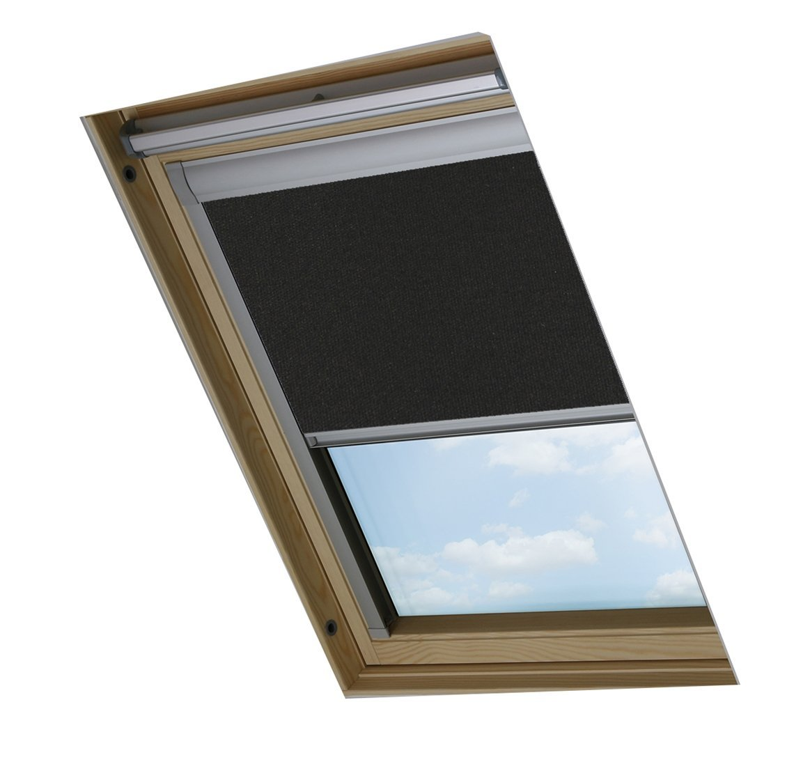 Bloc Skylight Blind FK06 per finestre da tetto Velux Blockout, bianco Bloc Blinds
