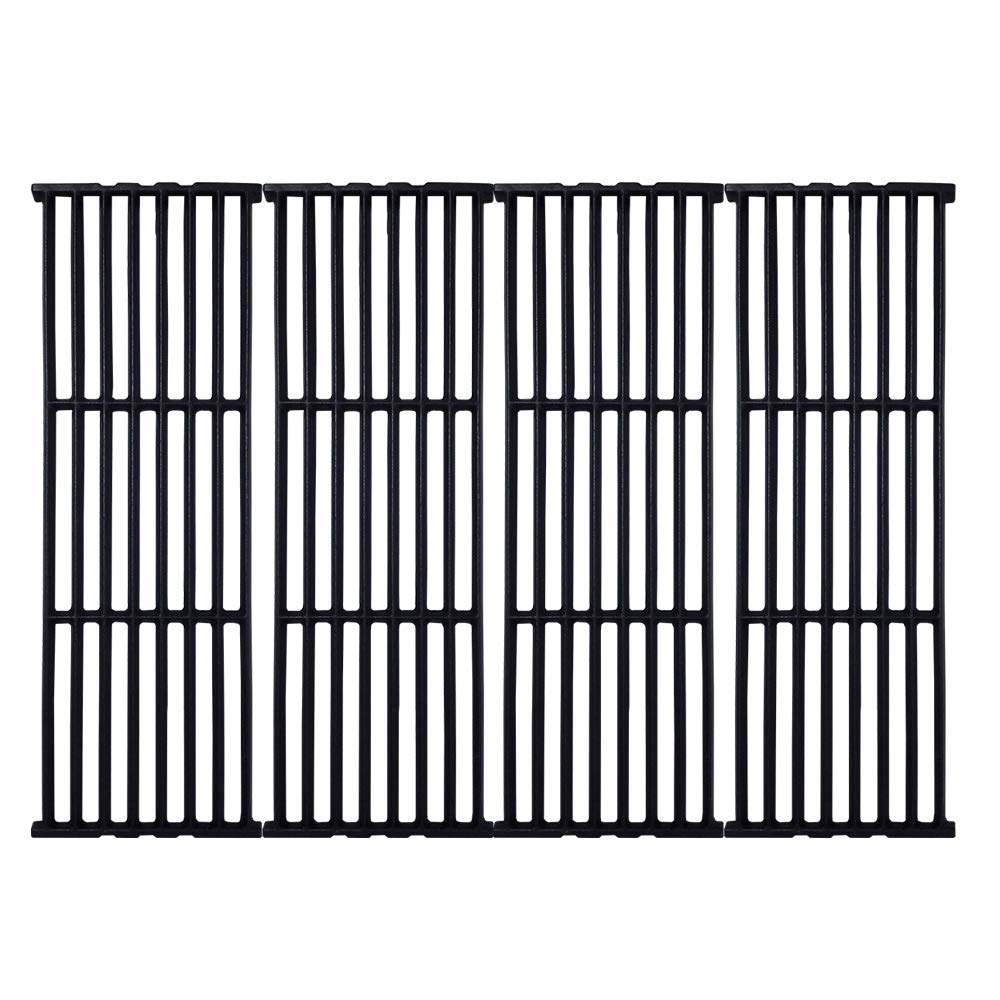 Gill Valueparts Grates for Broil King 922164, 958050, Baron 440, 11141,11241, 922167, 921554, 921557, 962554, 962557, 962564, Baron 340, Baron 420, Baron 490 - Matte Enamel 17 3/8 x 25 1/2''
