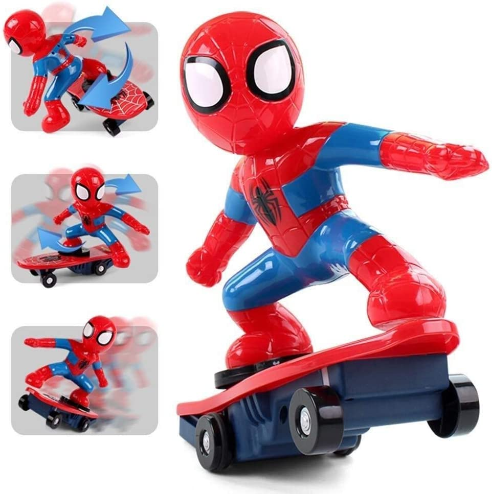 Amazon.com: Samer Marvel Spiderman Juguete, Spiderman ...