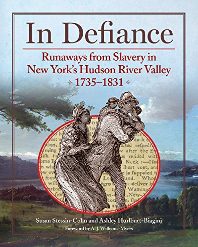In Defiance: Runaways from Slavery in New York's Hudson River Valley, 1735-1831 (Hudson River Map)