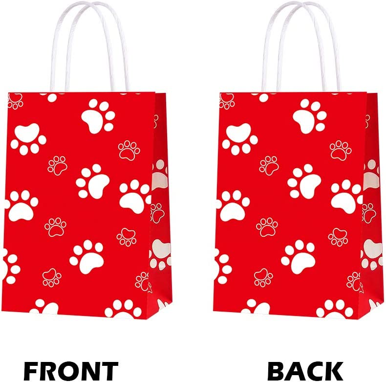 Amazon.com: Bolsas de regalo de fiesta para patrulla de ...