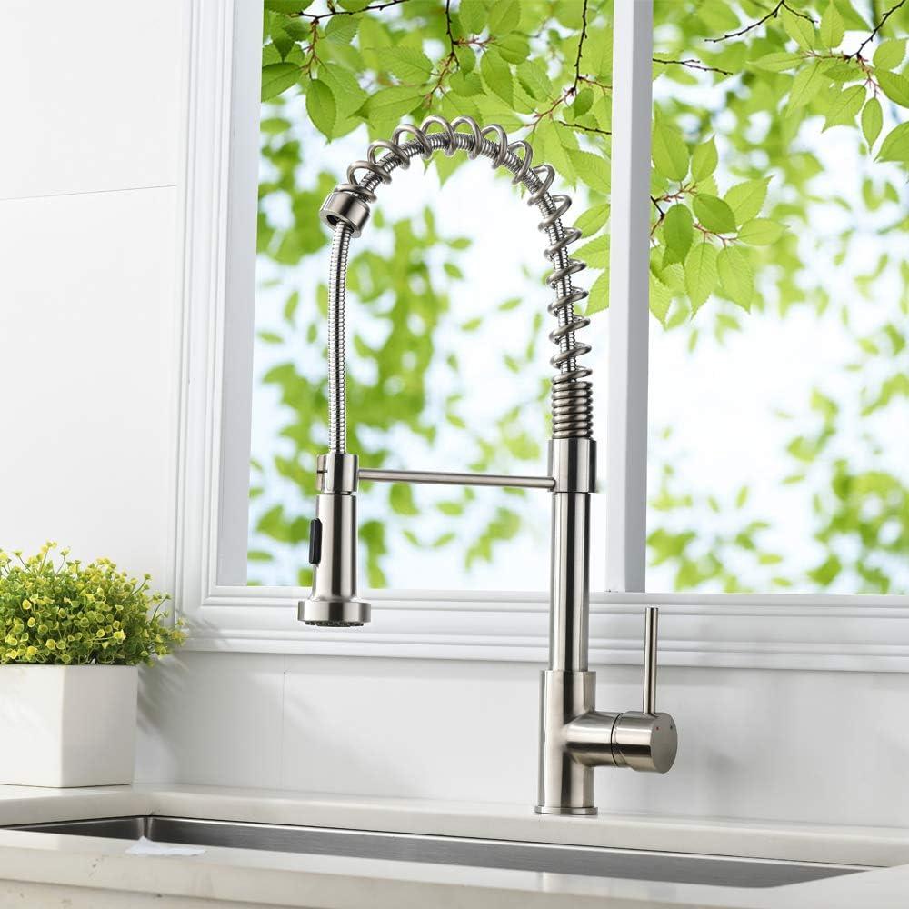 Vapsint Kitchen Sink Faucet