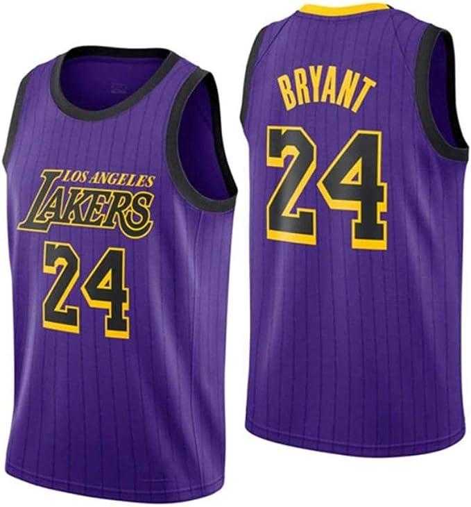 Kobe Lakers Mamba #24 Polo Camisa Unisex Entrenamiento ...