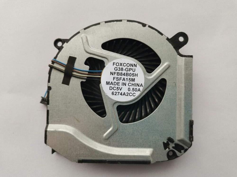 HK-PART Fan para Foxconn G38-GPU NFB84B05H FSFA15M DC 5V ...