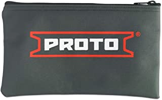 """product image for Stanley Proto J95305 All-Purpose Polyester Zipper Tool Bag, 7' x 12"""""""