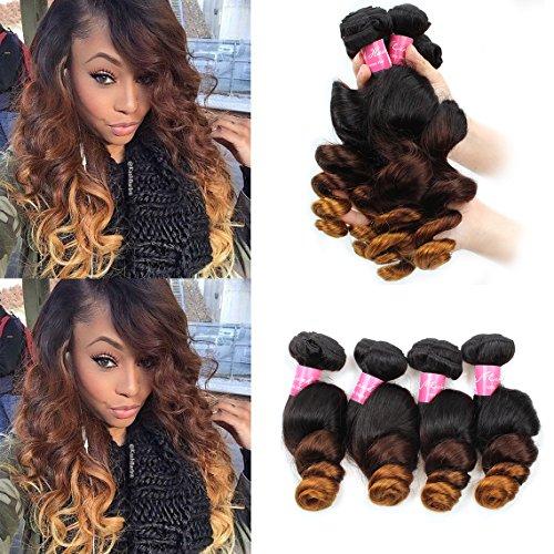 Mink-Hair-Ombre-Hair-Extensions-Brazilian-3-Tone-Ombre-Loose-Wave-Hair-Bundles-8A-Virgin-Human-Hair-Weavy-1B427-Color-100gbundle