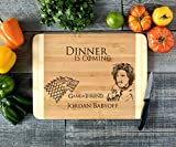 Personalized Cutting Board Engraved Cutting Board HDS - Game of Thrones