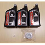 New 2012-2013 Honda TRX 500 TRX500 Foreman ATV OE Basic Oil Service Kit