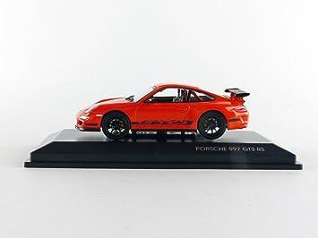 Yat Ming - 43204or - Porsche - RS 911/997 Gt3 - Escala 1/43: Amazon.es: Juguetes y juegos