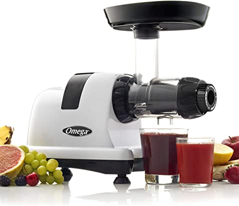 Omega Dual-Stage Slow Speed Masticating Juicer
