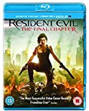 Resident Evil: The Final Chapter [3D Blu-ray] [2017] [Region Free]