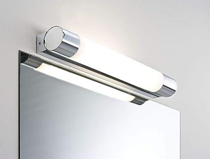 Paulmann 703 62 Spiegelleuchte Metall G5 Weiss Amazon De Beleuchtung