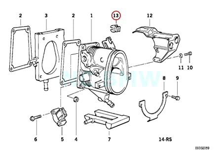 Amazon Com Bmw Genuine Nipple Automotive