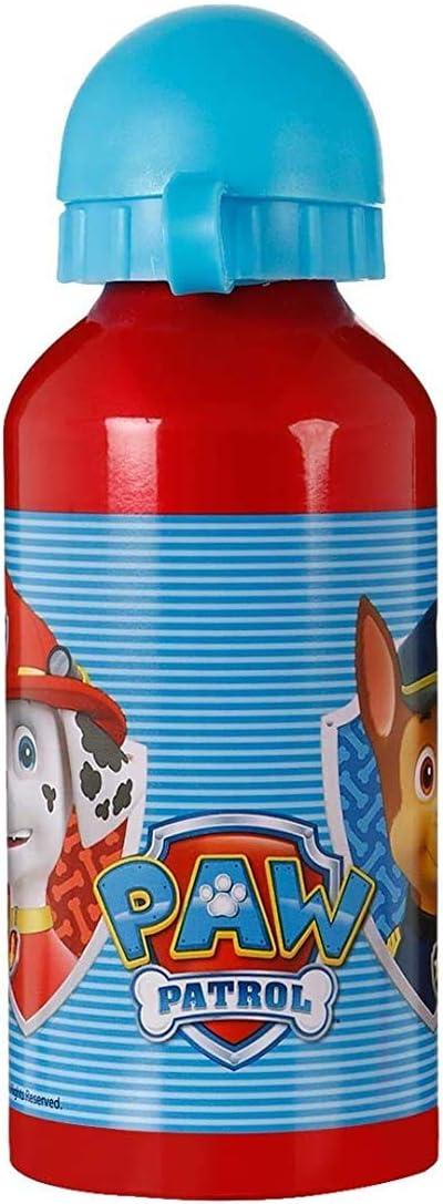 ALMACENESADAN 2612; Botella de Aluminio Chase, Skye; Capacidad 400 ml; diametro 6,6 cm, Altura 14,5 cm