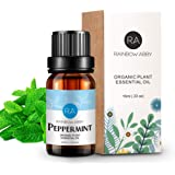 Peppermint Essential Oil Aromatherapy Now Pure Orangic Essential Oils Set for Diffuser