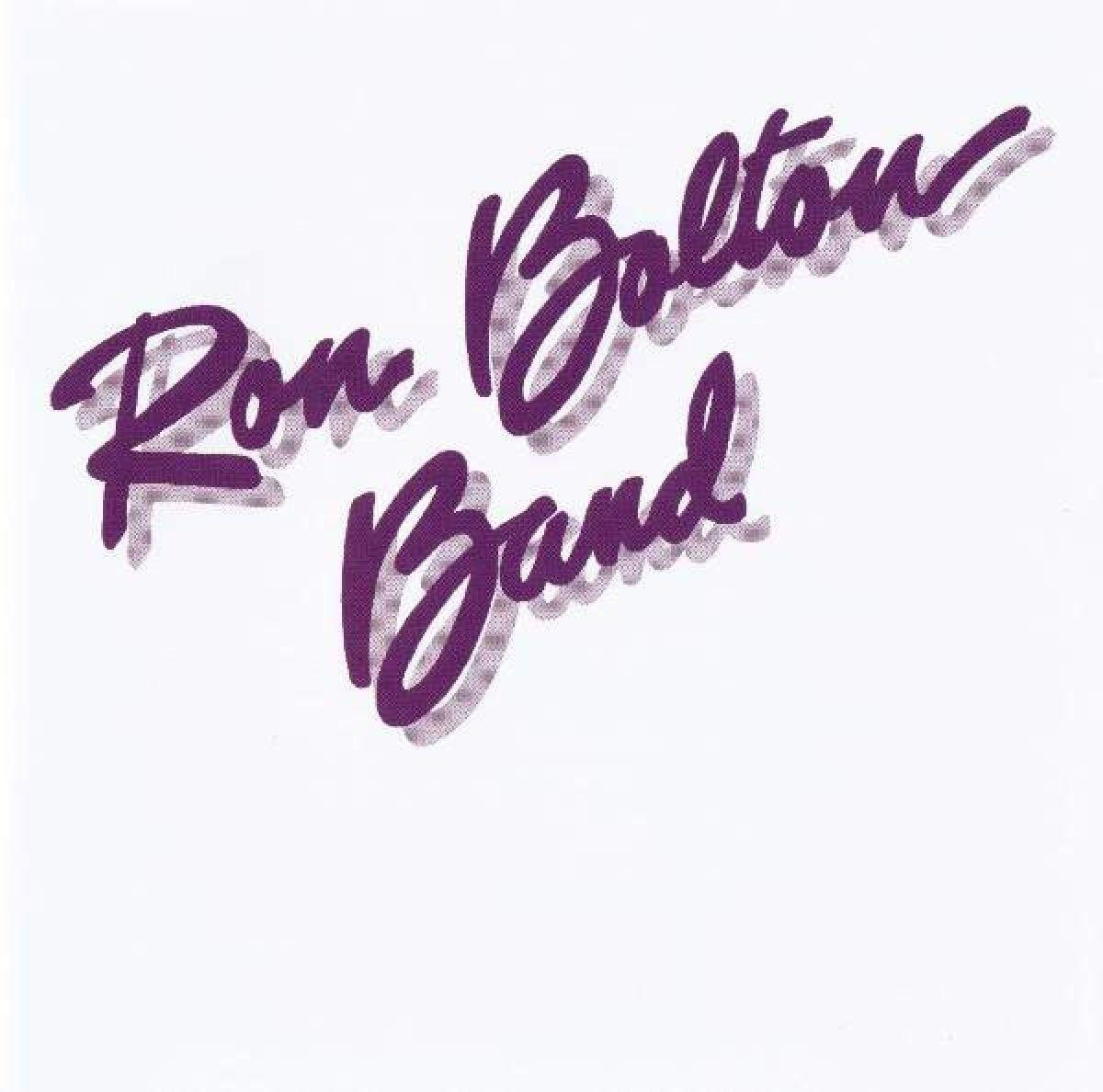 S/T: Ron Bolton Band: Amazon.es: Música