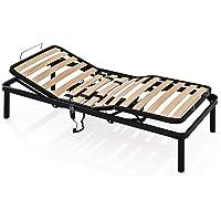 EVERGREENWEB ❤️ El mejor somier ELÉCTRICO de listones de madera,…