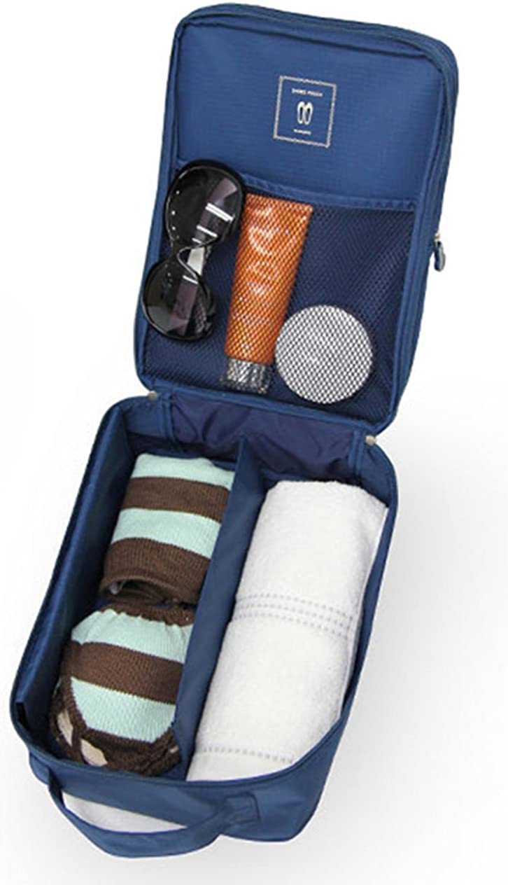Waterproof Shoe and Accessory Light Weight Travel Bag