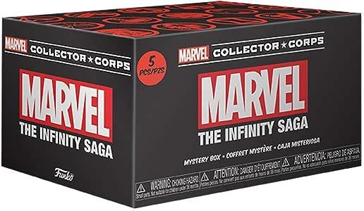 Funko Marvel Collector Corps Subscription Box, Infinity Saga Theme, March 2020, 3XL T-Shirt, Multicolor