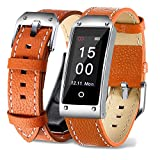 Sports Smart Watch,Smart Bracelet,Fitness Tracker Watch, for Women Men and Kids - Orange