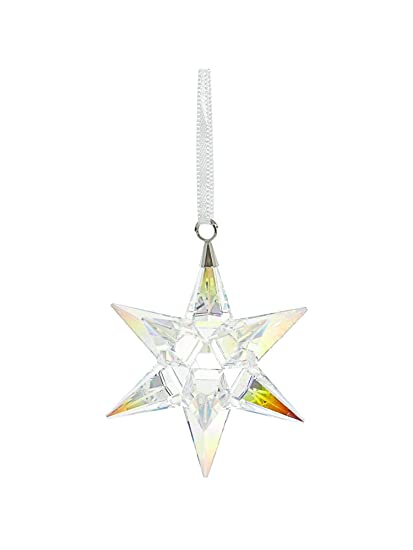 426f8d78345 Amazon.com: Swarovski Star Ornament, Crystal AB. 2017: Swarovski: Home &  Kitchen