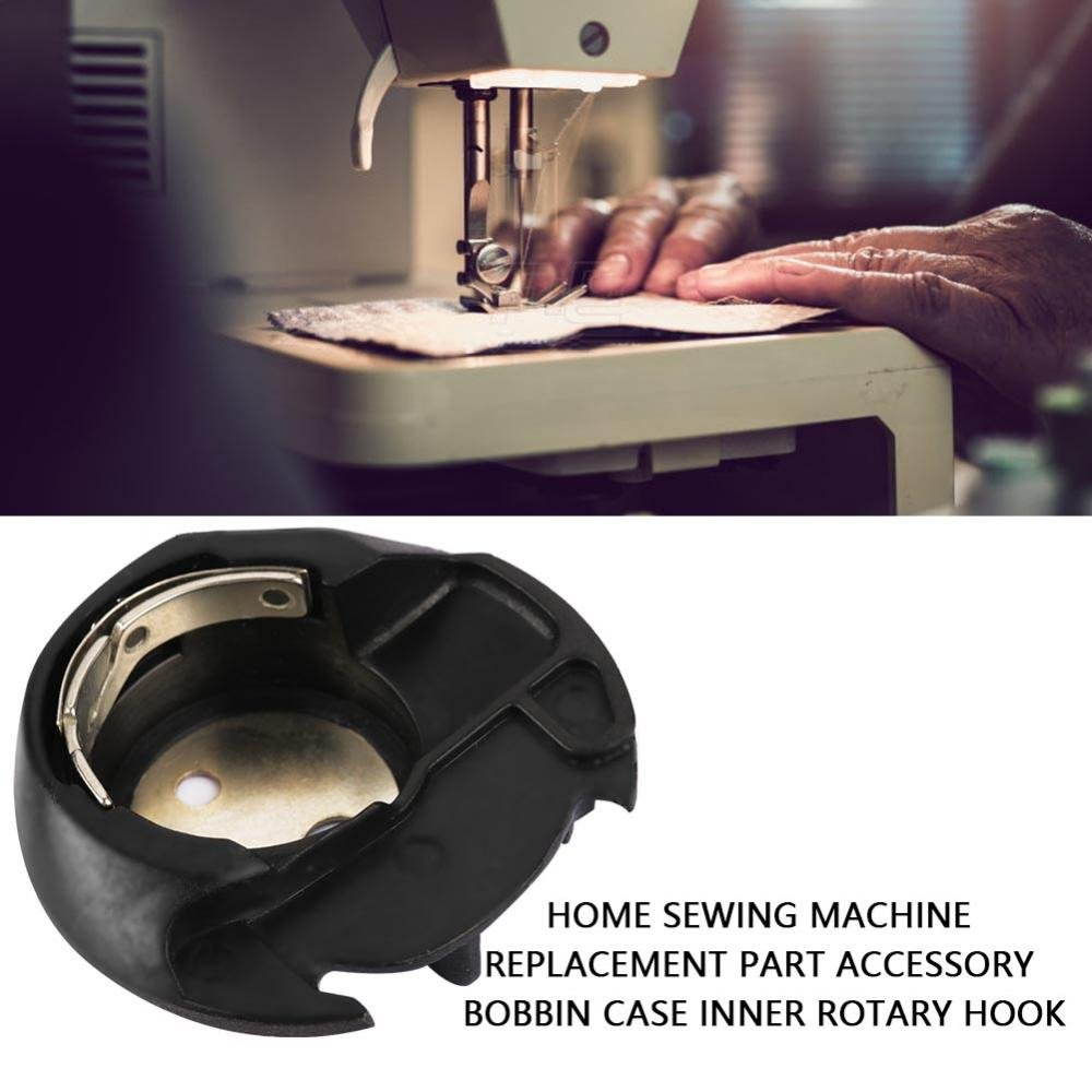 Plastic /& Stainless Steel Bobbin Case Sewing Machine Accessories #1 Sewing Machine Bobbin Case