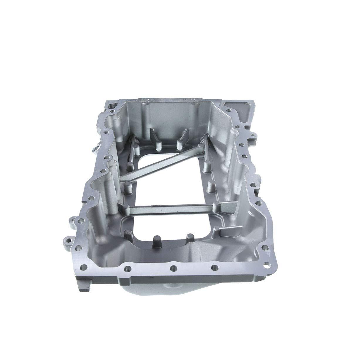 A-Premium Upper Engine Oil Pan for Jeep Wrangler 2012-2017 Wrangler JK 2018 V6 3.6L