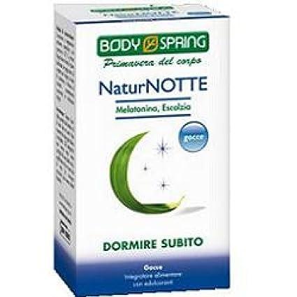 Body Spring Natur Notte 50ml