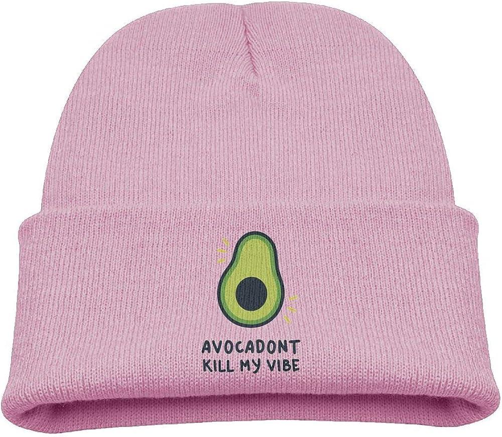 Banana King Art Avocado Baby Beanie Hat Toddler Winter Warm Knit Woolen Cap for Boys//Girls
