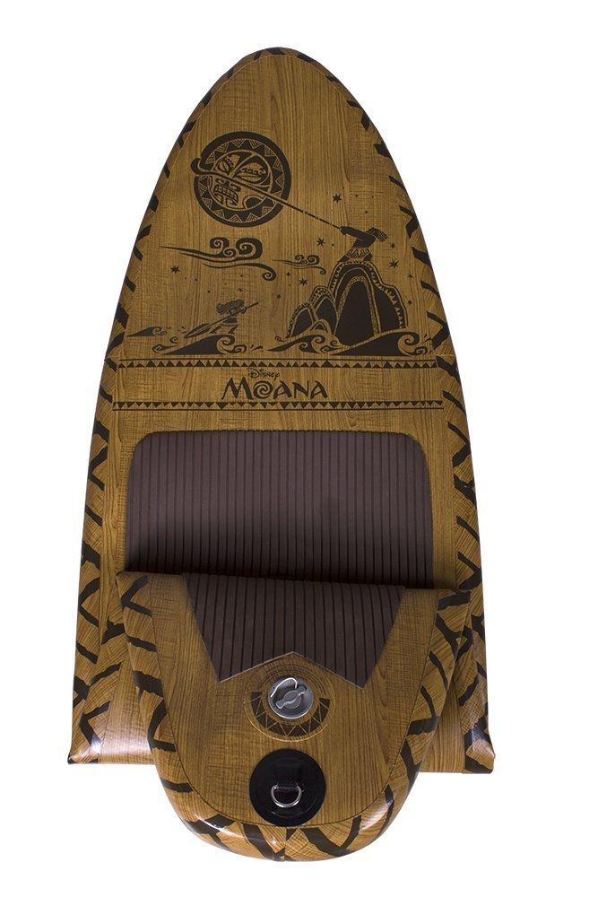 C4 Waterman Disney Moana Hinchable Stand Up Paddle Board Set, Rayado, Color marrón, Talla única: Amazon.es: Deportes y aire libre