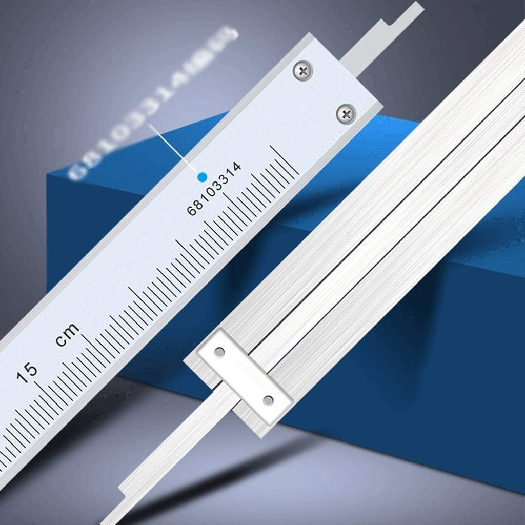 Color : 0-150 Vernier Caliper 0-150-200-300mm 0.02mm Calibrador de metal Herramienta de medici/ón Precision Vernier Caliper
