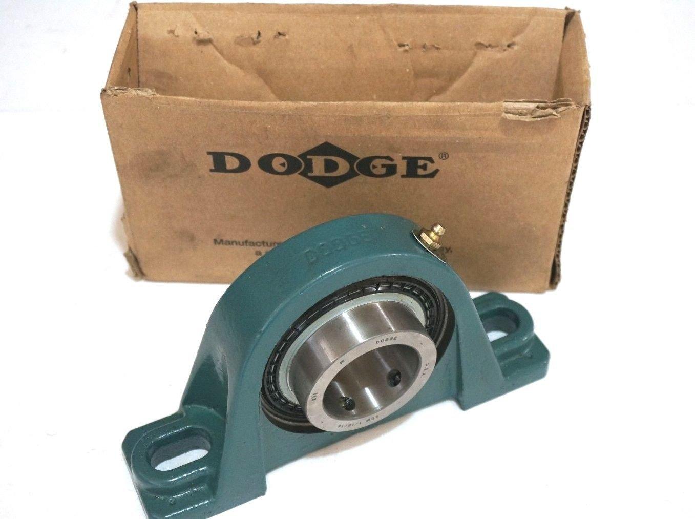 Dodge Bearing P2B-SCMED-115