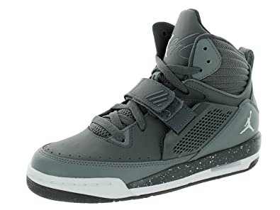 a49a0c22d67 Nike Jordan Flight 97 BG 654978-004 Kids Grey Shoes Size  4.5 UK ...