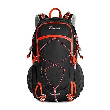 QYSZYG 40 litros Bolsa de montañismo Mochila de Viaje para Hombres Excursionismo al Aire Libre de