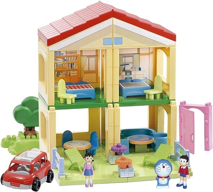 Amazon.es: Doraemon - La casa (Simba 4597500): Juguetes y juegos